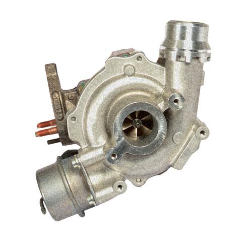 Durite aluminium arrivée huile turbo 1.6 HDI 110