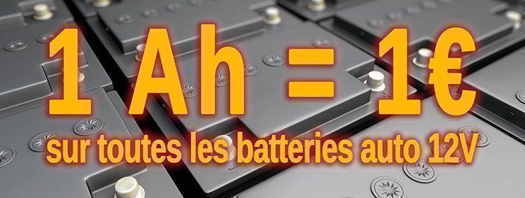 Batterie 12v en promotion sur iturbo.fr