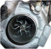 Dégats résultant d'un mauvais montage du turbo