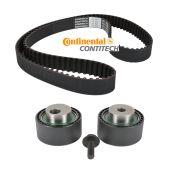 Kit distribution Contitech 2.0 L HDI   JTD 85-110 CV REF ct987