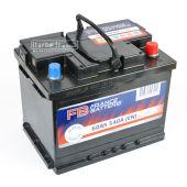 Batterie iturbo.fr 60AH - retrait magasin seulement