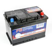 Batterie 74Ah iturbo.fr. Retrait magasin uniquement.