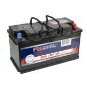 Batterie 90Ah iturbo.fr - Retrait magasin uniquement.