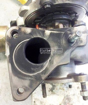 Turbo repair: Bad position of the Laguna Scenic Space 3 and Espace 4 turbo seal