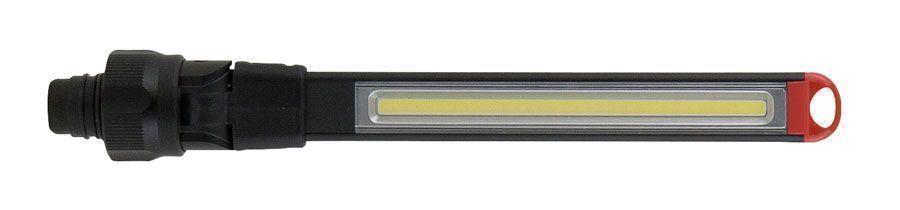 Grace à sa faible épaisseur, la lampe LED SLIM peut se faufiler dans tous les recoins du véhicule pour une inspection parfaite