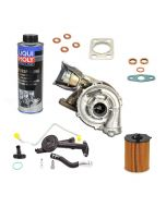 Kit remplacement turbo 1.6 HDi 110 complet