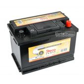 Batterie Start and Stop 70Ah 680A (EN)
